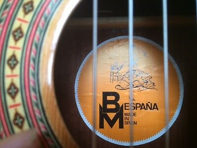 Classical Guitar.PM Spanish made