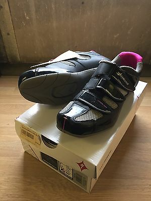 Specialized Spirita RBX Women's Cycling Shoes Spinning Size 40 **Brand New**