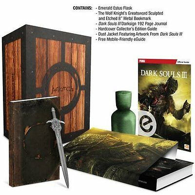 Dark Souls 3 Strategy Game Guide - Estus Flask Special Edition | Prima Games
