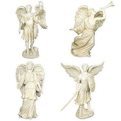 AngelStar Archangels Figurines 8 pieces Assorted
