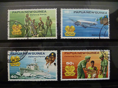 Papua New Guinea - 1981 Defence Force