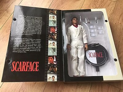 Scarface Sideshow Collectibles 12 inch talking figure, Boxed! Never Opened!