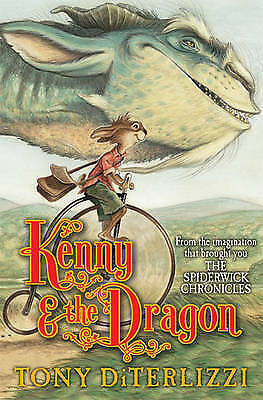 Kenny and the Dragon by Tony DiTerlizzi (Paperback, 2009)