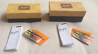 Maui Jim sunglasses Retail Packaging Box Only Gift Box w/package insert MEDIUM