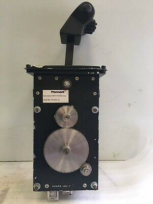 RAF Aircraft Training Version (IAMT) Throttle Panel Assembly