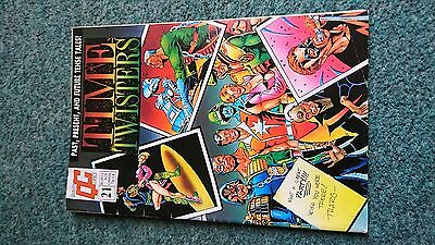 Time twisters comic great condition 21 judge dredd