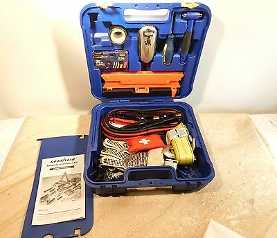 GoodYear Roadside Assistance Kit - A must for all vehicles