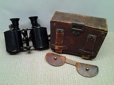 """Antique/RARE  """"CARL ZEISS JENA"""" D.R.P. - Very early - Germany - Binoculars"""