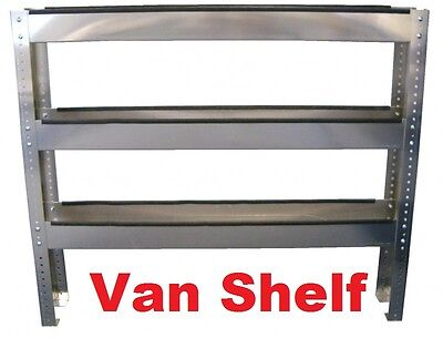 Carpet Cleaning Truckmount Adjustable S/S Van Shelves Storage