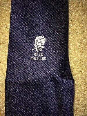 ENGLAND RUGBY TIE - England - Rugby Union Rose 6 Nations BN