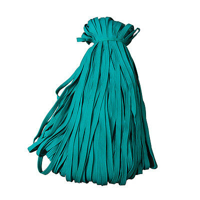 pale blue Synthetic Silk Ito Sageo Wrapping Cord for Japanese Samurai Katana