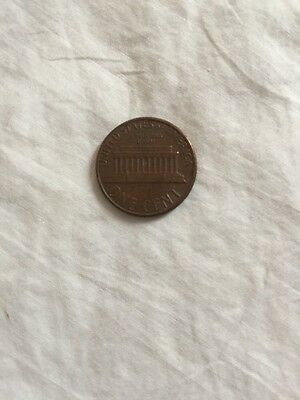 1979 One Cent Lincoln Memorial  Coin