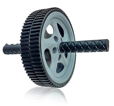 Ab Wheel Roller - Dual Power Wheels for Best Abdominal Workout and Core Fitne...