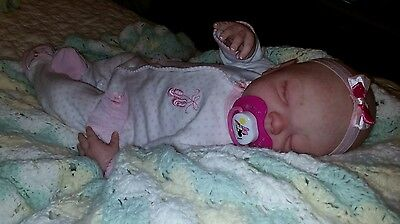 OOAK REBORN BABY girl or boy Avery