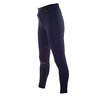 "Tagg Ladies Jumptech Breeches Size 26"" Navy"