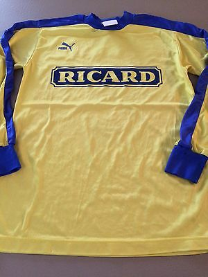 Maillot Foot Ricard Vintage Retro Collector