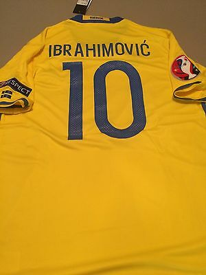 maillot suede ibrahimovic no psg sweden