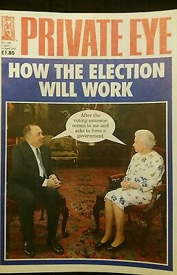 PRIVATE EYE 1389 - 3 - 16 Apr 2015 - Alex Salmond The Queen - HOW THE ELECTION