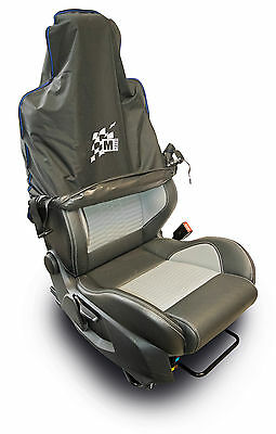 M-Sport World Rally Team Seat Cover for Ford Fiesta Mk6 ST