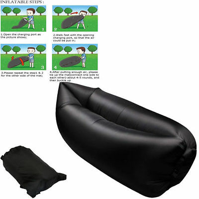 air sofa matelas gonflable, canapé gonflable camping