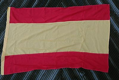 Large Flag of Spain.