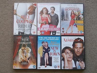 romance DVD bundle