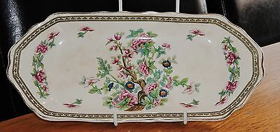 Crown Ducal Indian Tree Tray