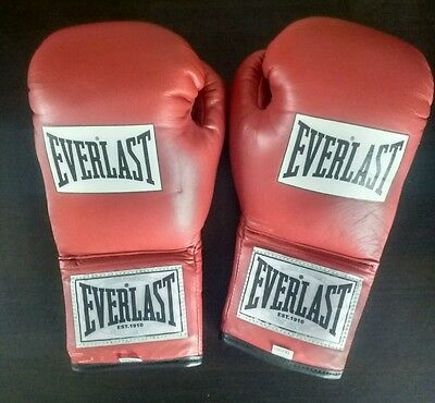 Everlast Pro Fight Boxing Gloves 10ozXL not Grant, Winning or Reyes