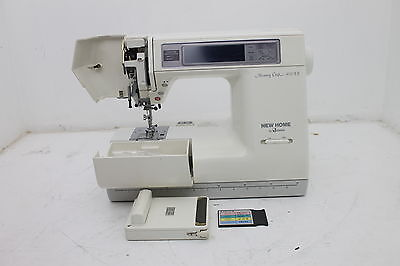 Janome New Home Memory Craft 8000 CE Embroidery Sewing Machine