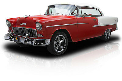 1955 Chevrolet Bel Air/150/210  Frame Off Built 210 Resto-Mod 400 V8 700R4 4 Speed Overdrive PS A/C Disc Brakes