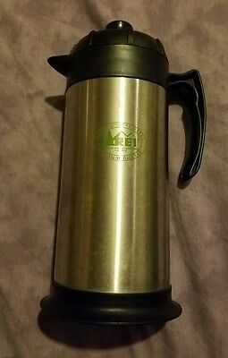 REI Coffeemaker French Press Stainless Steel Vacuum Bottle Portable Coffee maker