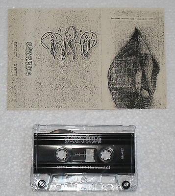 Cirrhus - Demo 2008 Tape / Black Metal / Ahulabrum / Ildjarn / Darkthrone / Mgla