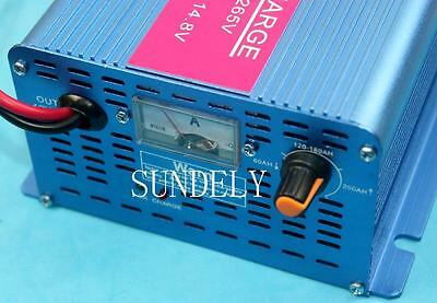 12V 30A Connect and Forget Leisure Battery Charger   Caravan   Motorhome New