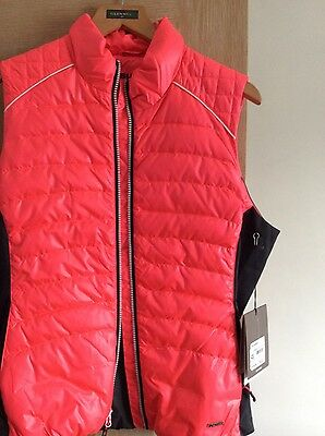 Sunice Ladies quilted gilet size 14/L