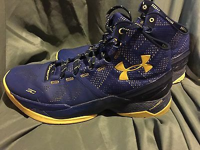 Under Armour Men's Size 12 High Tops