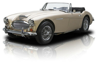 1967 Austin Healey 3000  Documented Frame Off Restored 3000 MK III BJ-8 Convertible 2 + 2 Leather 5 Speed