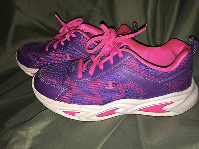 Girls Size 4 Champion Sneakers