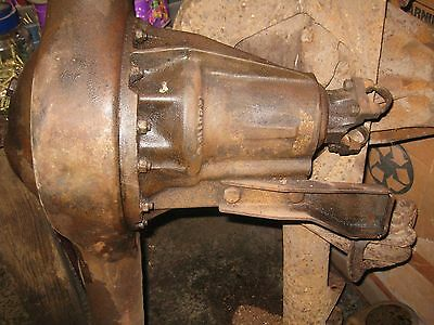 1954 Cadillac Differential and Axle casing