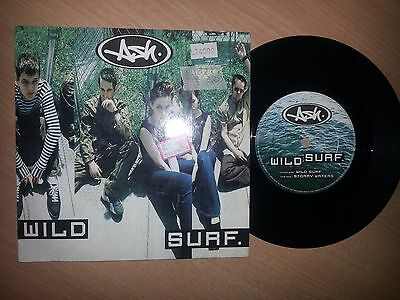Ask Wild Surf / Stormy Waters 45 Giri 7