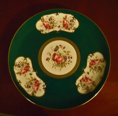 Rare Coalport 10Inch Cabinet Plate *Last Of Our Collection*
