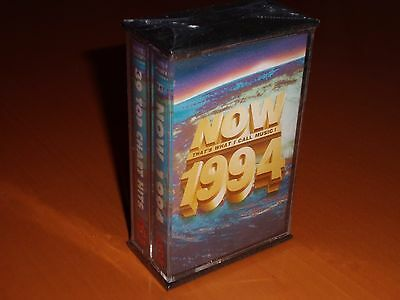 Now That's What I Call Music! 1994 Double Cassette New & Sealed!