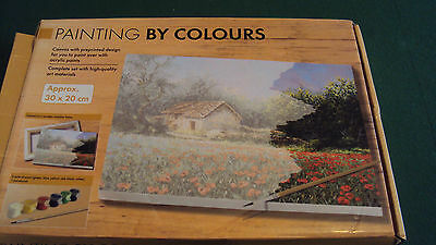 Painting By Colours Art Set
