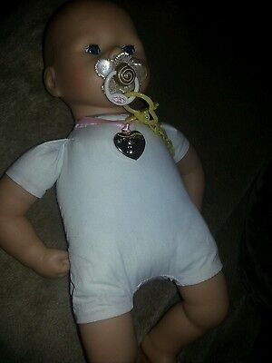 Baby anabel interactive doll