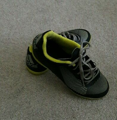 Adidas astro turf trainers. Size 2
