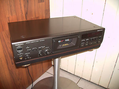 Technics RS-BX 646 Highend Tapedeck Dolby 3 Head