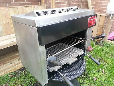 Commercial Gas Salamander Grill