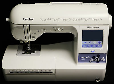 Brother Innov-Is Nv-1250 Disney Sewing & Embroidery Machine—New Year Sale!