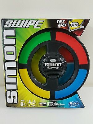 Simon swipe electronic memory game by hasbro. New/boxed