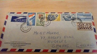 1960 South Africa Union Day  First Day Cover (With Other Sets )