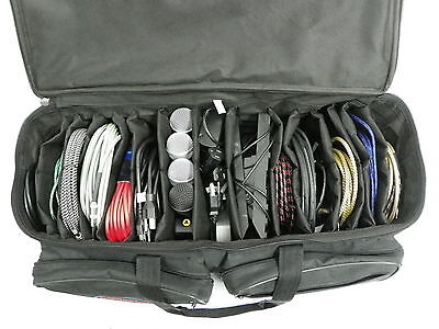 Cablephyle Bag Cable File-CFB-02-Cable & Accessories Organizer Gig Bag-soft case
